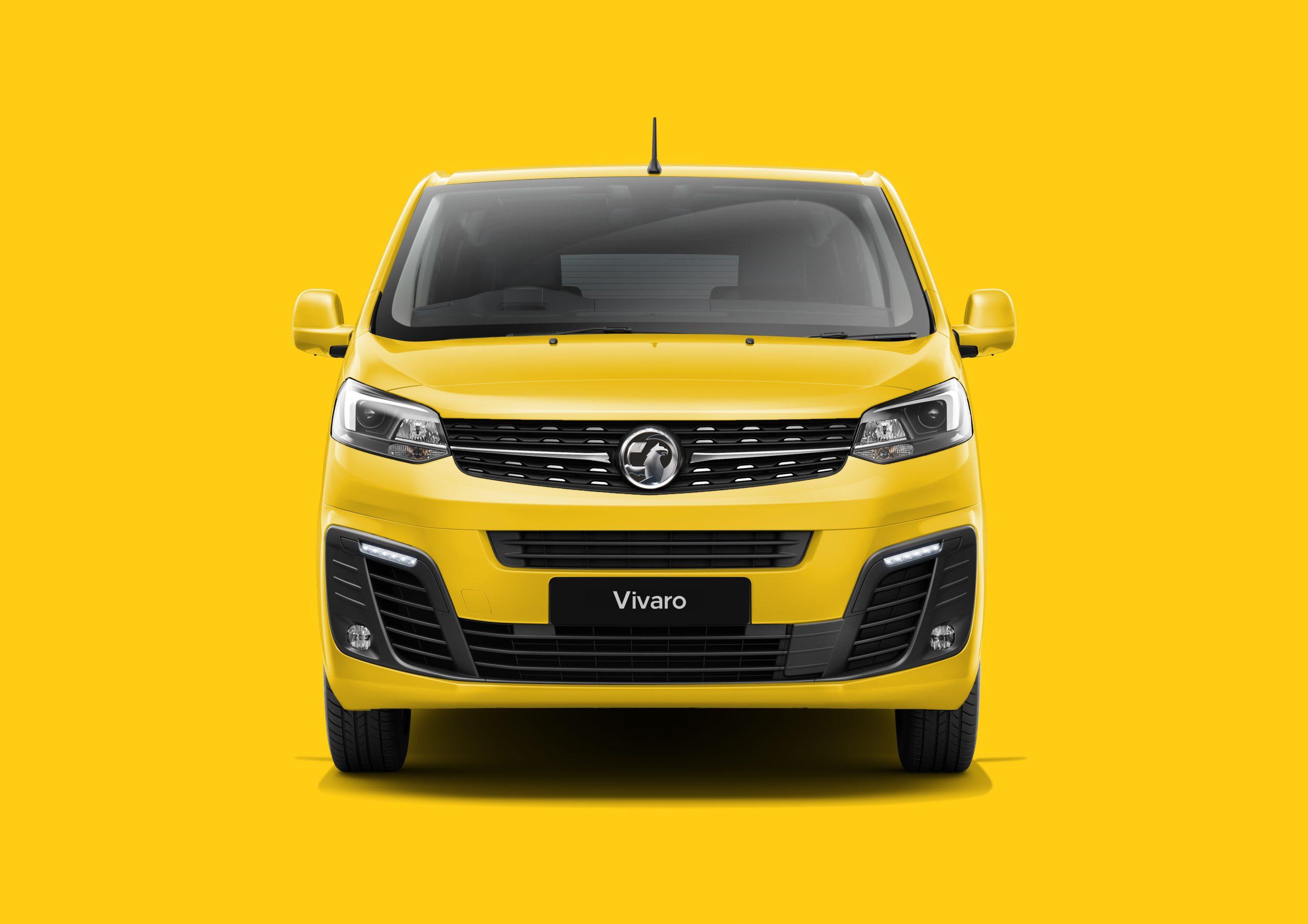 Vivaro-e_Yellow