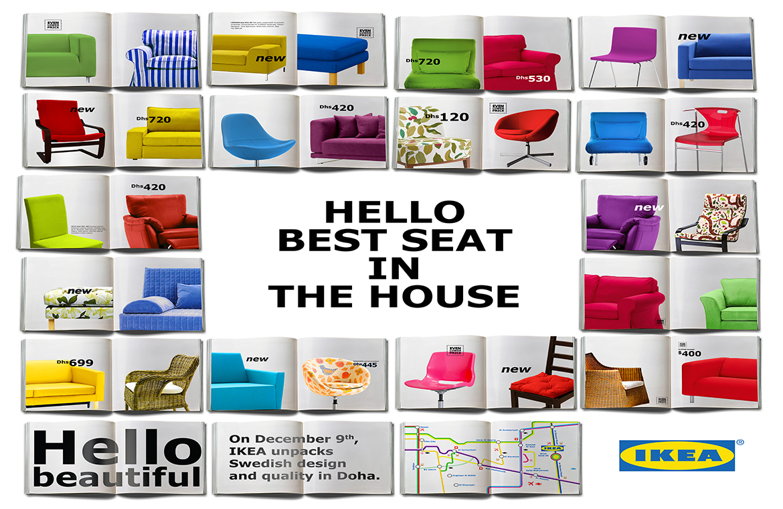 Ikea-Seat